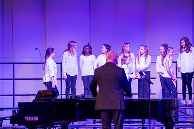 2017 6th Grade Christmas Choir Concert