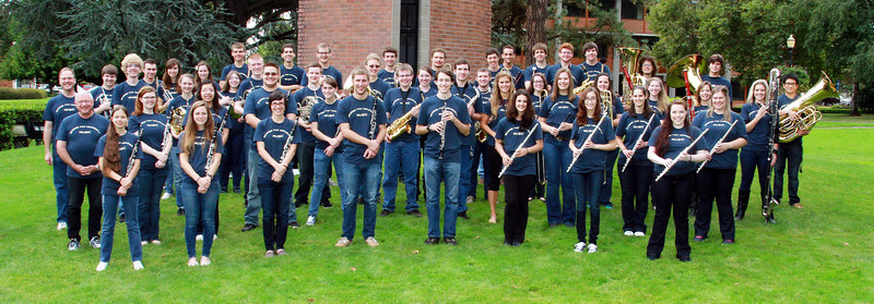 GFU Music Band & Majors 2013