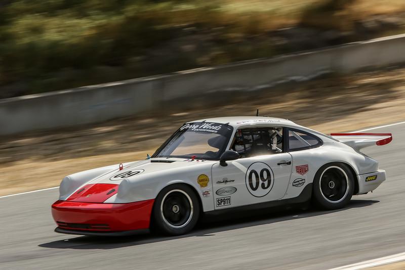 Richard Diehl, 1969 Porsche 911