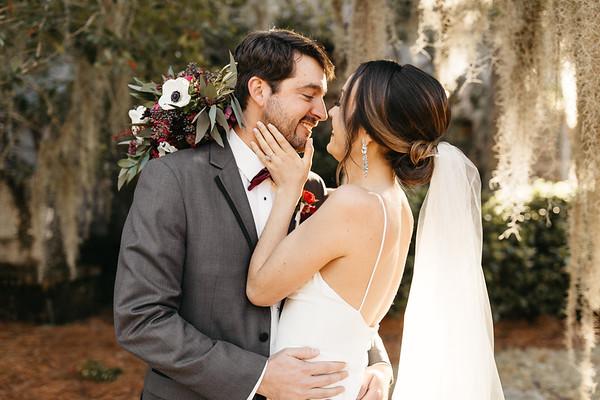 Troy & Alannah Wedding