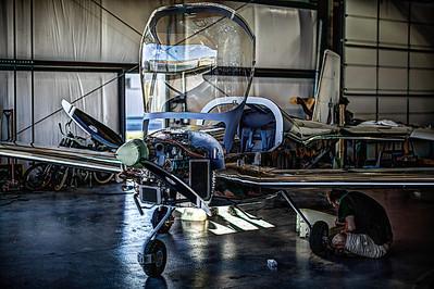 RV-12 Flying