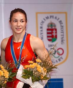 63 kg/138.75 lbs. – Sara McMann (Iowa City, Iowa/Sunkist Kids), 3rd place lost to Kaori Icho (Japan), 3-2, 2-1 def. Helena Allandi (Sweden), 2-5, 4-2, 2-2 Bronze Medal Match - def. Anna Polovneva (Russia), 1-2, 2-1, 4-2
