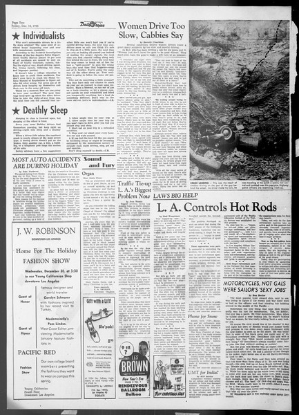 Daily Trojan, Vol. 45, No. 62, December 18, 1953