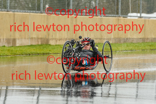 Castle Combe Easter Classic - Handcycle - 30.3.18.