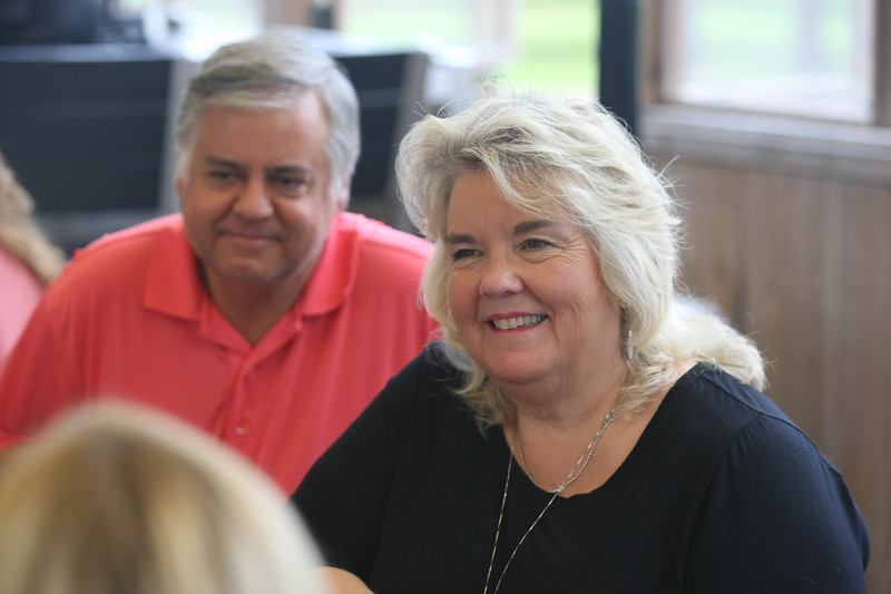 Barb's 60th - Luncheon