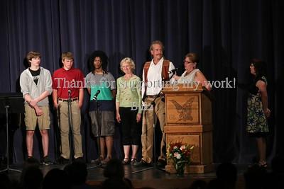 Educator Awards 2015