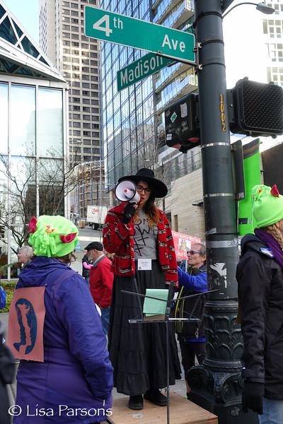 Street Corner Speaker