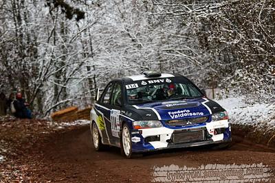 Rallye de Nancy 2017