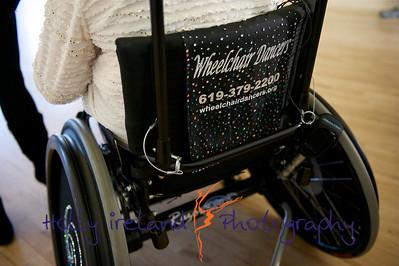 Wheelchair Dancers