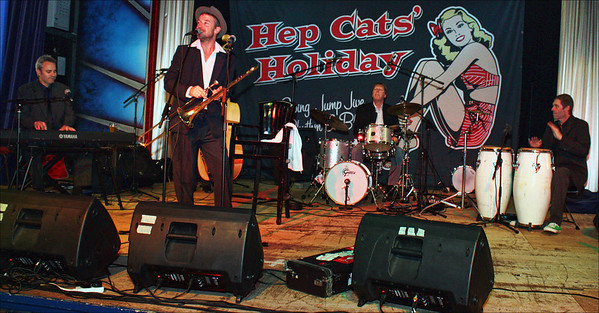 Hep Cats' Holiday, March 2011 - Saturday Night