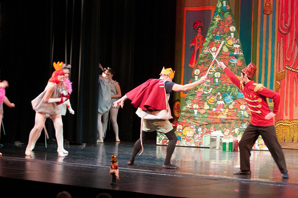 GC Nutcracker 2011 Mice and Soldiers