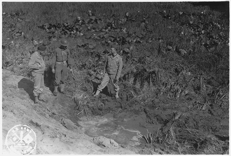 WWII-Shell_crater_resulting_form_Japanese_shelling_on_Fort_Stevens.jpg