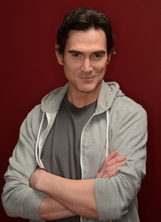 . Actor Billy Crudup poses for a portrait during the 2014 Sundance Film Festival at the Getty Images Portrait Studio at the Village At The Lift on January 20, 2014 in Park City, Utah.  (Photo by Larry Busacca/Getty Images)
