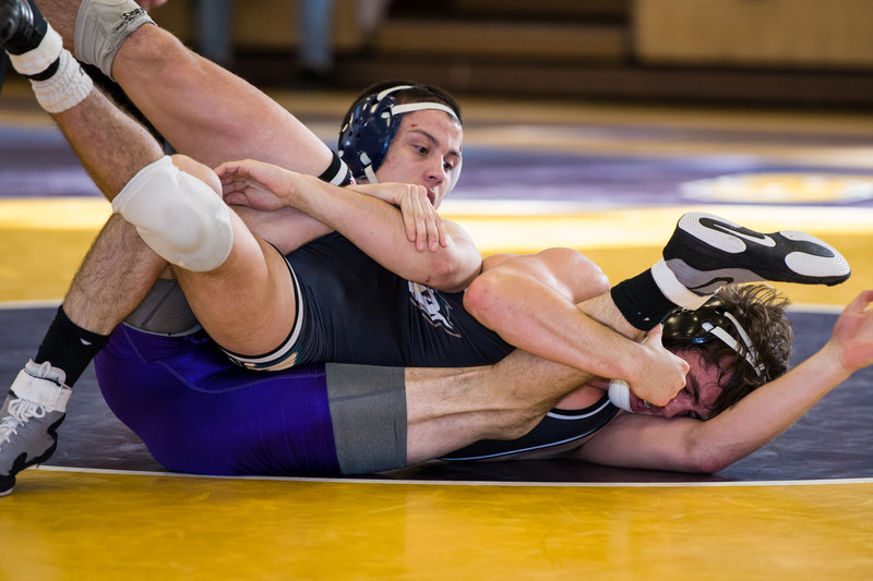 Nov 24, 2013 San Francisco State University Gators hosted the Cal Poly Mustangs in a non-conference match where Cal Poly pulled out a hard fought tie-breaker decision over the host Gators 16-15: 157lbs - Tavis Ino (SF State) won by 3-0 dec. over Luke McDonald (CP)
