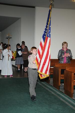 2013-11-21 Thanksgiving Mass