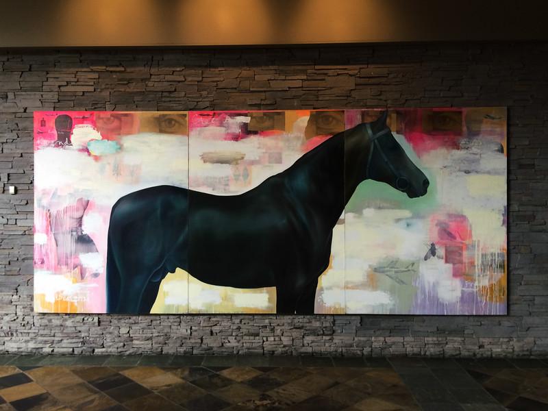 Calgary arts hotel horse.jpg