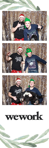WEWORK Holiday Party 2018