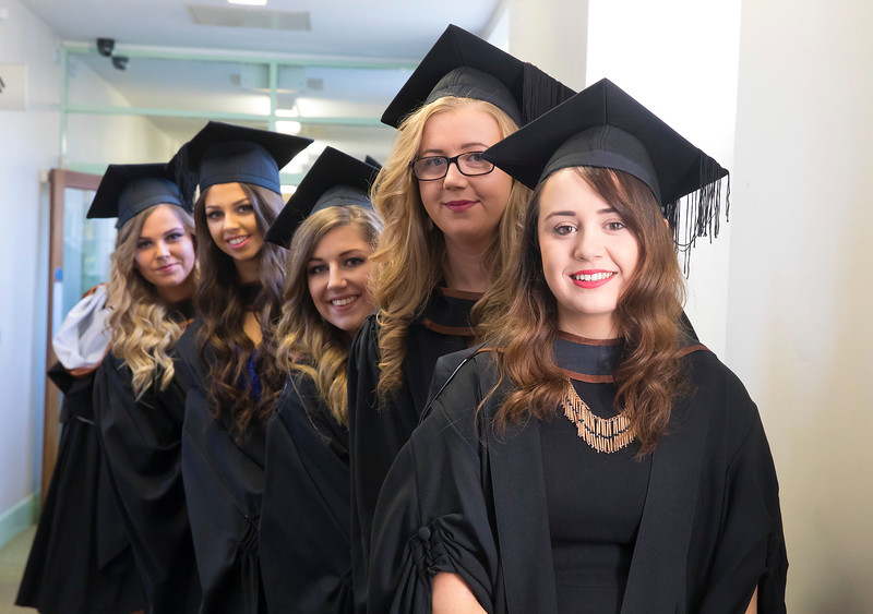 02/11/2016. Waterford Institute of Technology (WIT) Conferring Ceremonies November 2016: Graduates of 2016 are well prepared for an exciting work environment with new industries, having completed their studies in an intellectually open, creative and innovative educational community thanks to the multicultural community at WIT.