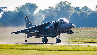 BAe Harrier