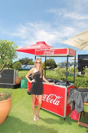Coke Vendors