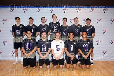 Washington Seattle Team Photos