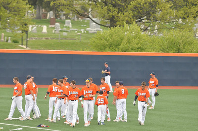 Illini Baseball-vs. IU Day 2