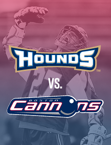 Hounds @ Cannons (6/11/16)