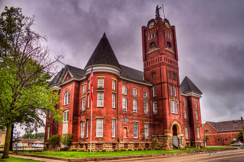 Jackson County Courthouse, Newport, AR