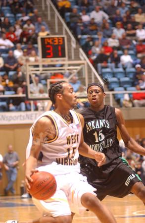 21899 WVU Men's Basketball vs. Arkansas-Monticello