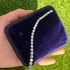 10.50ctw Round Brilliant Diamond Tennis Bracelet 6