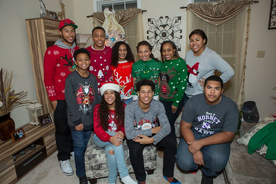 2016_12_23 Ugly Sweater Party
