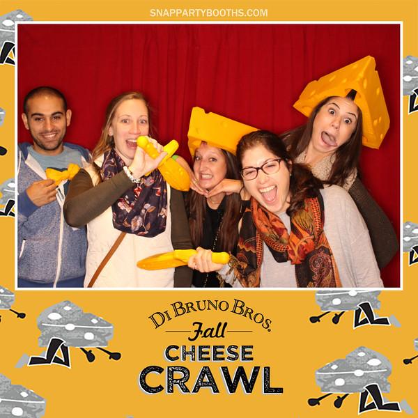 DiBruno Bros. Fall Cheese Crawl 2016