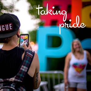 Taking Pride - Mpls Pride Weekend 2015