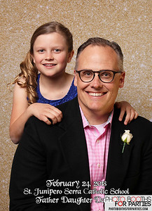 JSC  - Father Daughter Dance - Formal Photos (Station 1)