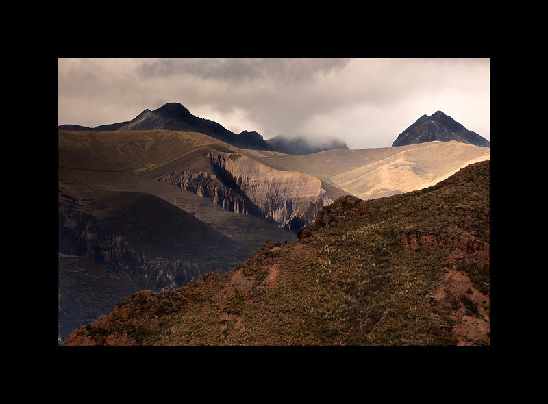 Andes Mountainscape