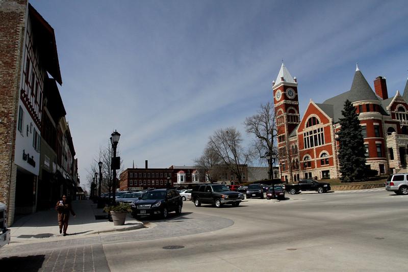Downtown Monroe