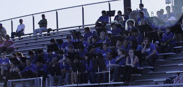 Band Framingham Game 2012