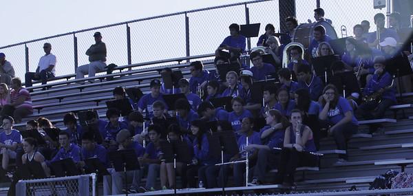 BHS Band 2012