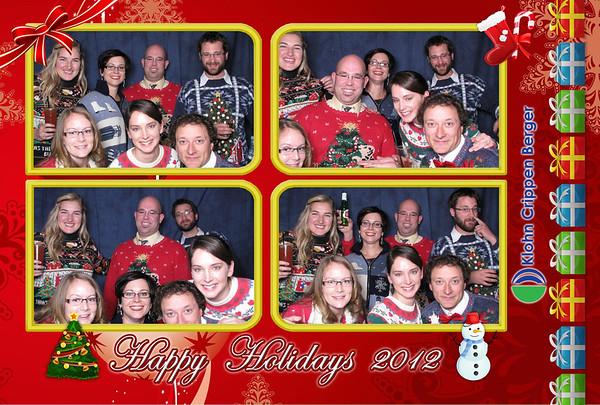 Klohn Crippen Berger Ltd. - Holiday  Party 2012