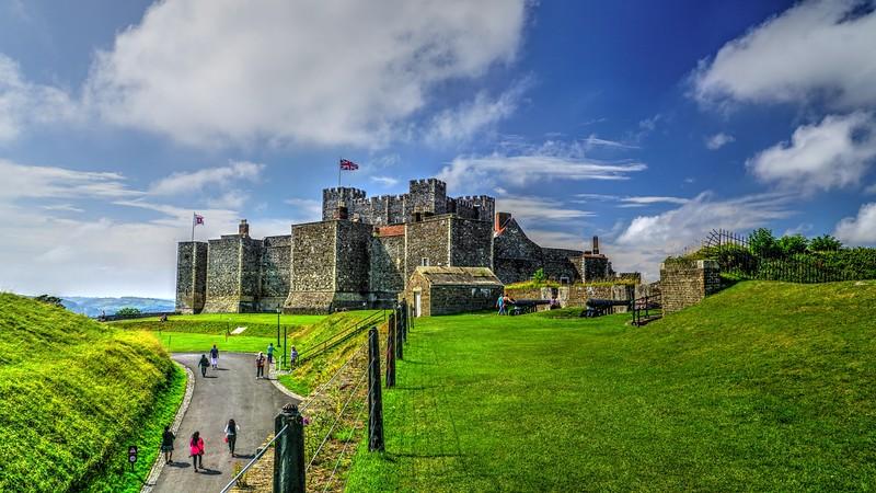 Dover Castle (UK)