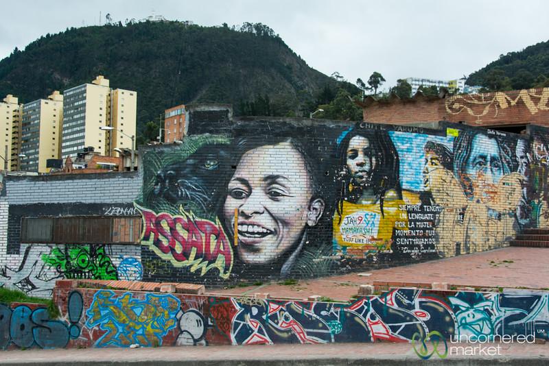 Bogota Street Art - Colombia