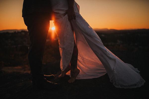 Samantha & Cliff {Wedding Portraits} August 9, 2018