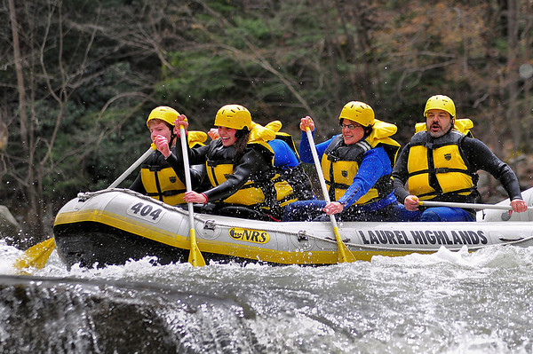 04 Rafting on the lower Yough