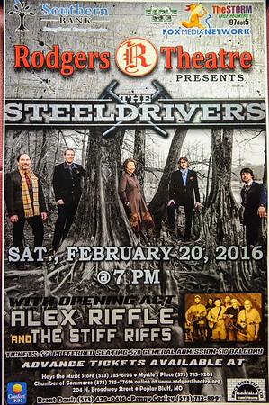 2016 02 20 The Steeldrivers