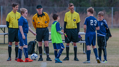 2/3/2018 U14B vs. West Florida Flames Celtic East Lake
