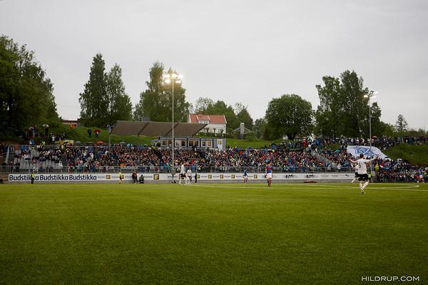 Asker Fotball - Vålerenga Fotball, 3 runde NM (29.5.13)