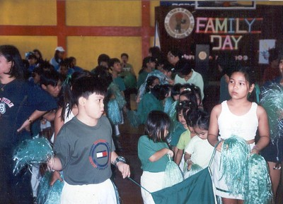 Family Day SY 2002-2003