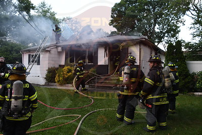 Brentwood F.D. Signal 13  Princess Ave.  6/13/21