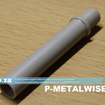SKU: P-METALWISE/4A, MetalWise Mach Four 200A Plasma Water-Cooling Mechanized Torch Centre Water Tube