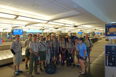 Philmont 2017 Scott Barr Pictures